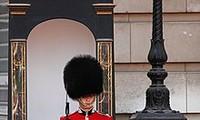 England Queen's Guard