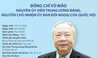 Funeral held in Hanoi for former chief of National Assembly Office