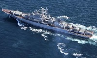 Russia holds drills in Black Sea