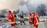 Beirut explosion casualties rise to more than 5,200
