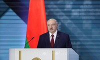 Russia protests foreign interference in Belarus