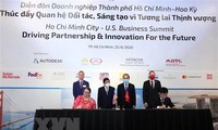 US, Ho Chi Minh City develop smart city operation center worth 1.45 million USD