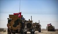 US, Turkey strengthen forces in northeastern Syria