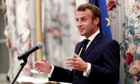 Macron says EU wants to avoid tension escalation with Turkey