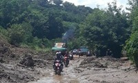 Central provinces warned of dangerous weather