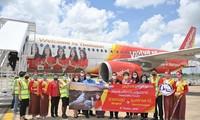 Vietjet inaugurates Bangkok–Ubon Ratchathani route