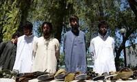 Dozens of ISIS gunmen surrender in Afghanistan