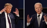 Trump, Biden hold separate Q&A's with voters