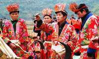 New Year customs of the Dao ethnic people