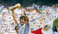 Argentina declares 3 days of national mourning for Diego Maradona
