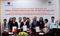 UK to help Vietnam fight antimicrobial resistance