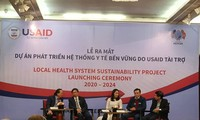 USAID launches new project to help Vietnam end HIV/AIDS, TB by 2030