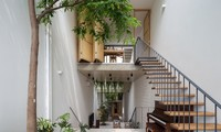 Vietnamese homes included in top 100 architectural projects