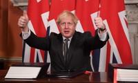 UK ratifies post-Brexit agreement with EU