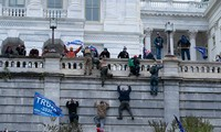 International community dismayed by US Capitol violence