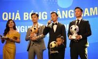 Van Quyet wins Golden Ball Award 2020