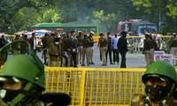 Small bomb detonates near Israeli embassy in India