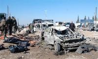 Terrorist attack in northern Syria kills 6, injures 29