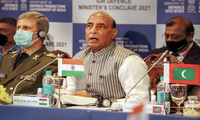 IOR Defense Ministers stress importance of peace, security in Indian Ocean