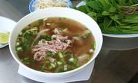 Vietnam beef noodle soup among world's 20 best: CNN