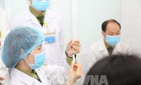 Vietnam completes first shots of Nano Covax in 2nd-stage human trials
