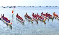 Quang Ngai's Tu Linh boat race certified as national intangible cultural heritage