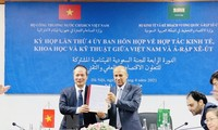Vietnam, Saudi Arabia discuss trade, investment
