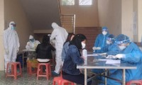 Vietnam confirms 1 imported COVID-19 case Friday morning
