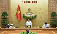 Prime Minister Pham Minh Chinh presides over first Cabinet meeting