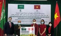 Saudi Arabia helps disadvantaged Vietnamese via Red Cross Society