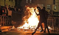 Middle East Quartet worry about violence in Jerusalem