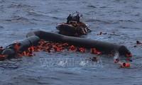 UN urges Libya, EU to protect migrants crossing Mediterranean Sea