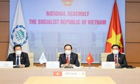 Vietnam attends opening ceremony of 142nd IPU Assembly
