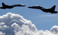 Russian fighter jets intercept US reconnaissance planes in Black Sea