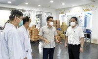 Ho Chi Minh City focuses on treating severe COVID-19 patients