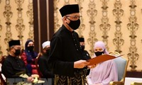 Malaysia's new PM urges unity to fight pandemic, revive economy
