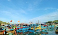Largest fishing port in south-central region reopens