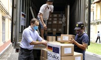 Germany provides Vietnam with over 800,000 doses of COVID-19 vaccine