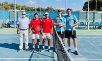 First win for Vietnam at Davis Cup Asia/Oceania Zone