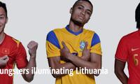 Van Hieu among top 5 best players at FIFA Futsal World Cup 2021