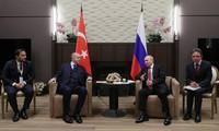 Syria high on agenda of Putin-Erdogan meeting