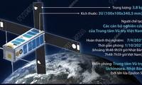 Made-in Vietnam NanoDragon satellite to go into orbit on October 1