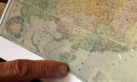 Trung Quốc đưa tin về bản đồ nhà Thanh không có Hoàng Sa