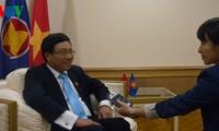 Biển Đông là mối quan tâm chung của các nước ASEAN