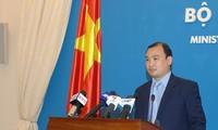 Bộ Ngoại giao Việt Nam bổ nhiệm Người phát ngôn mới