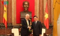 Việt Nam - Tây Ban Nha thúc đẩy hợp tác trong lĩnh vực kinh tế, thương mại
