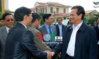 Thủ tướng Nguyễn Tấn Dũng: Tái cơ cấu nông nghiệp nhằm đảm bảo an ninh lương thực quốc gia