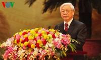 Phát biểu của Tổng Bí Thư tại Lễ kỷ niêm 85 năm ngày thành lập Đảng