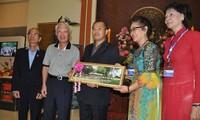 Kiều bào Việt Nam tại Thái Lan luôn hướng về Tổ quốc