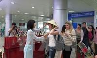 Việt Nam ngày càng thu hút nhiều du khách Nga
